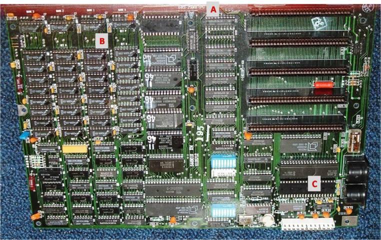 IBM 8080 L'inici dels temps