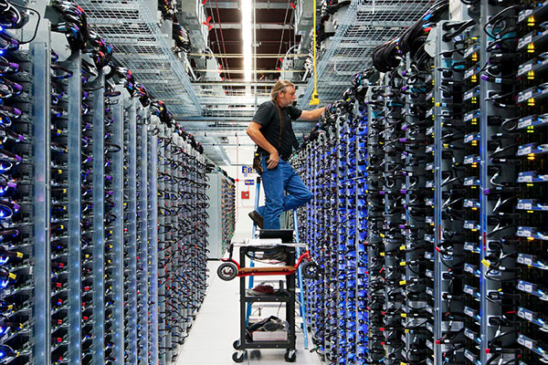 Roger Harris, Hardware Operations-googledatacenter